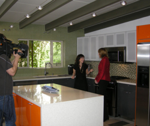 HGTV Featured Modern Kitchen