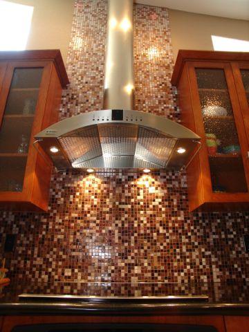 Scottsdale open floor plan custom kitchen
