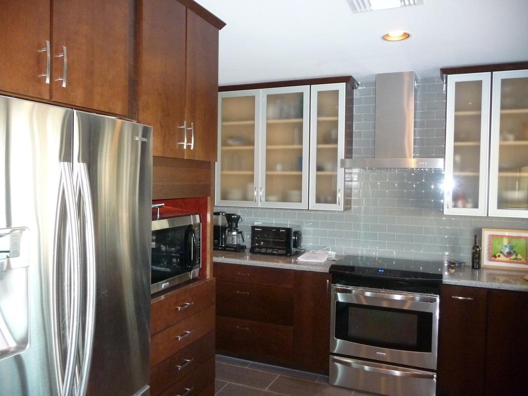 Scottsdale home remodel kitchen modern