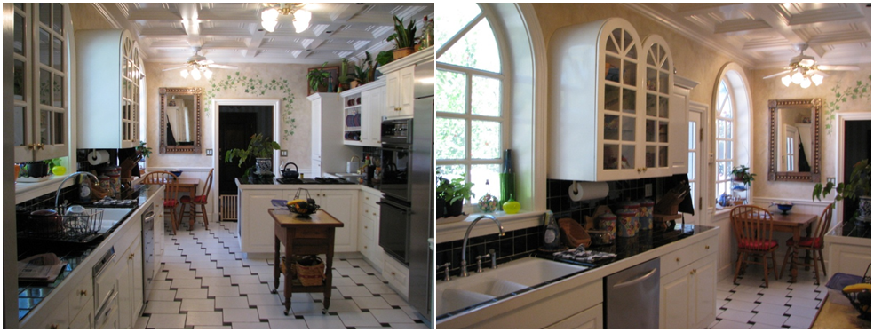Original Kitchen Spanish Colonial Kitchen Remodel in Phoenix