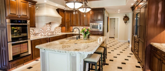 Paradise Valley AZ Upscale Remodeling Contractor. Total upscale interior remodel including all flooring, window treatments, and custom faux finishes.