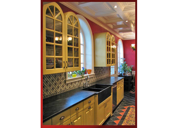 Willo Historic Neighborhood Spanish Style home remodel fratured in Phoenix Home & Garden magazine