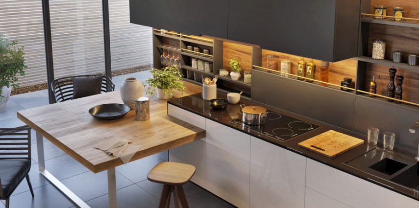 Trending Kitchen Storage and Design